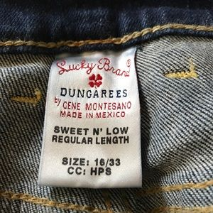 Lucky Brand Jeans 16/33